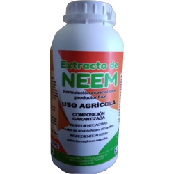 EXTRACTO CONCENTRADO DE NEEM 1000ml