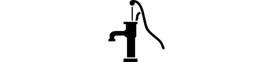 Bombas de agua y compresores
